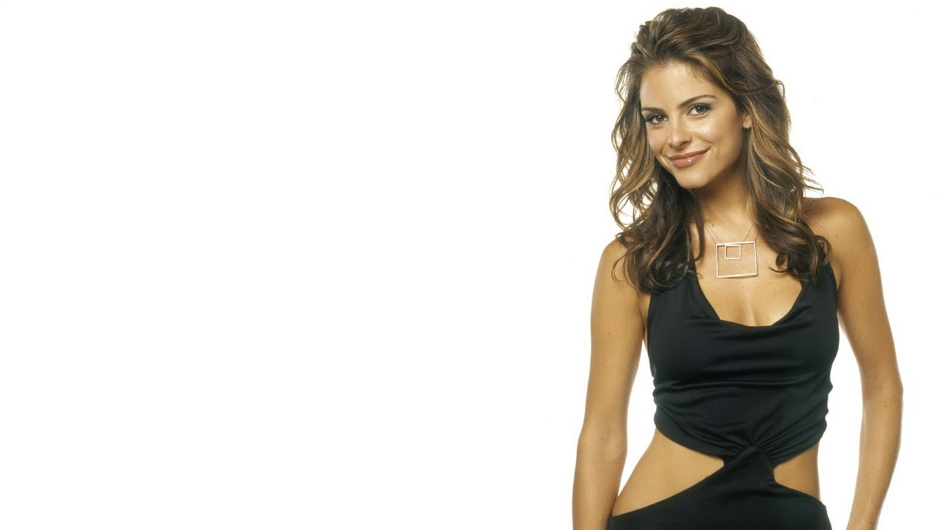 Maria Menounos #010 - 1366x768 Wallpapers Pictures Photos Images