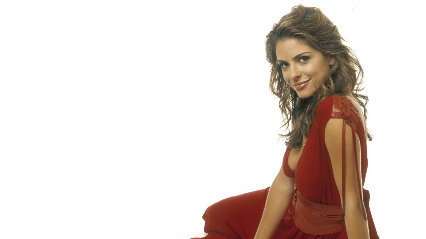Maria Menounos #011 - 1366x768 Wallpapers Pictures Photos Images