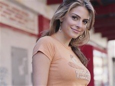 Maria Menounos #001 Wallpapers Pictures Photos Images