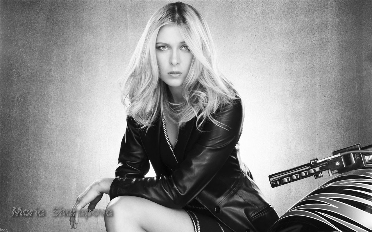 Maria Sharapova #008 - 1280x800 Wallpapers Pictures Photos Images