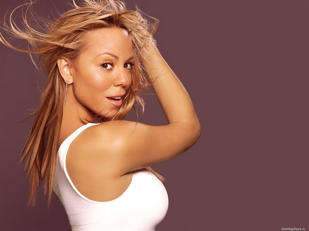 Mariah Carey #031 - 1024x768 Wallpapers Pictures Photos Images