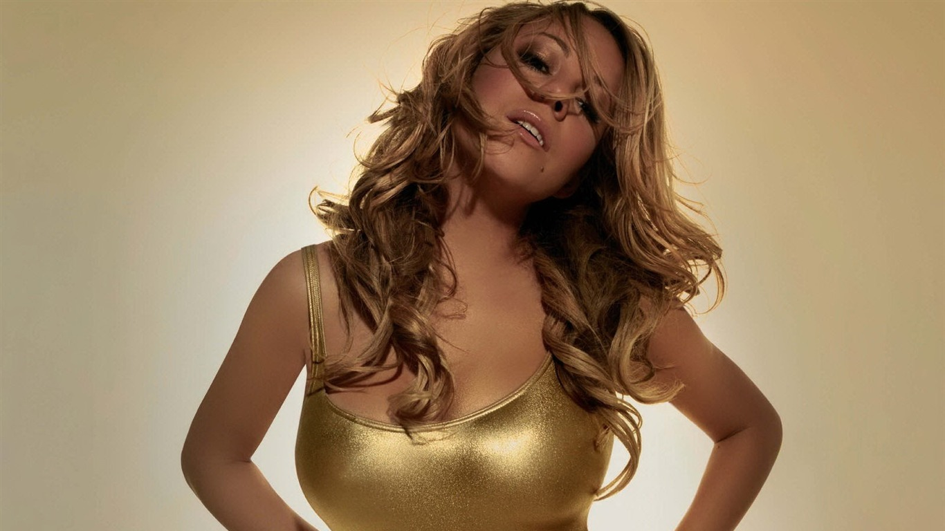 Mariah Carey #038 - 1366x768 Wallpapers Pictures Photos Images