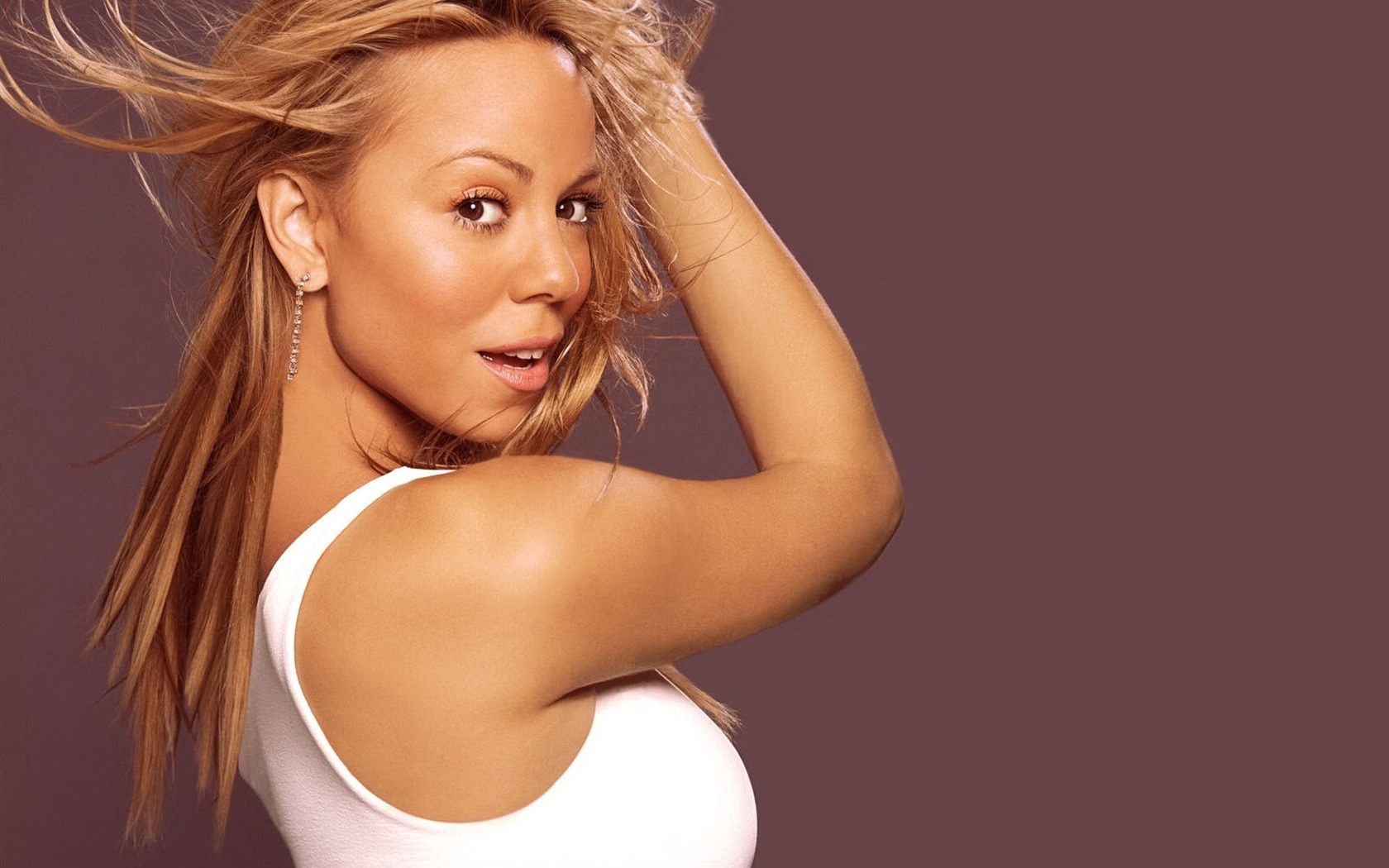 Mariah Carey #031 - 1680x1050 Wallpapers Pictures Photos Images