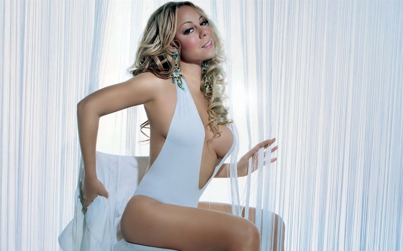 Mariah Carey #037 - 1680x1050 Wallpapers Pictures Photos Images