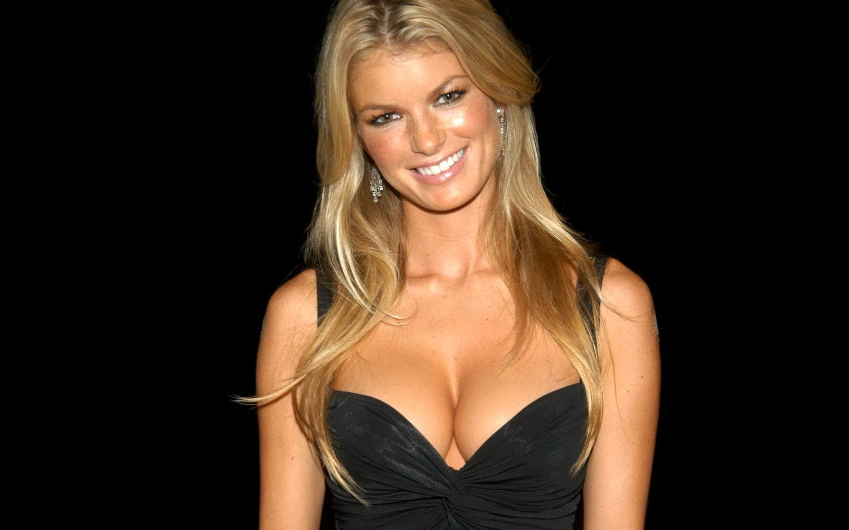Marisa Miller #011 - 1680x1050 Wallpapers Pictures Photos Images
