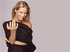 Michelle Hunziker #014 Wallpapers Pictures Photos Images