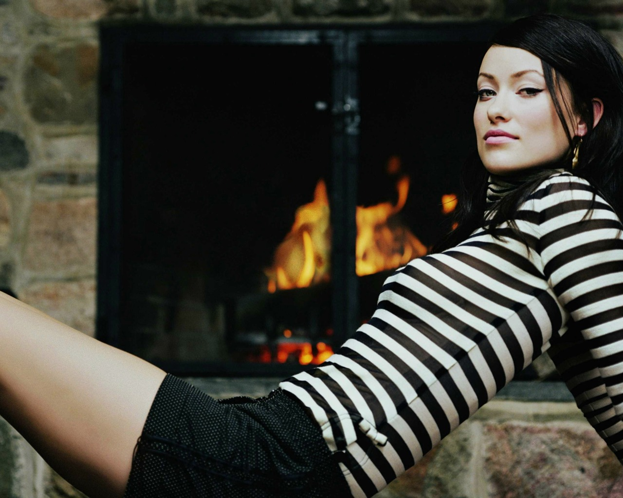 Olivia Wilde #004 - 1280x1024 Wallpapers Pictures Photos Images