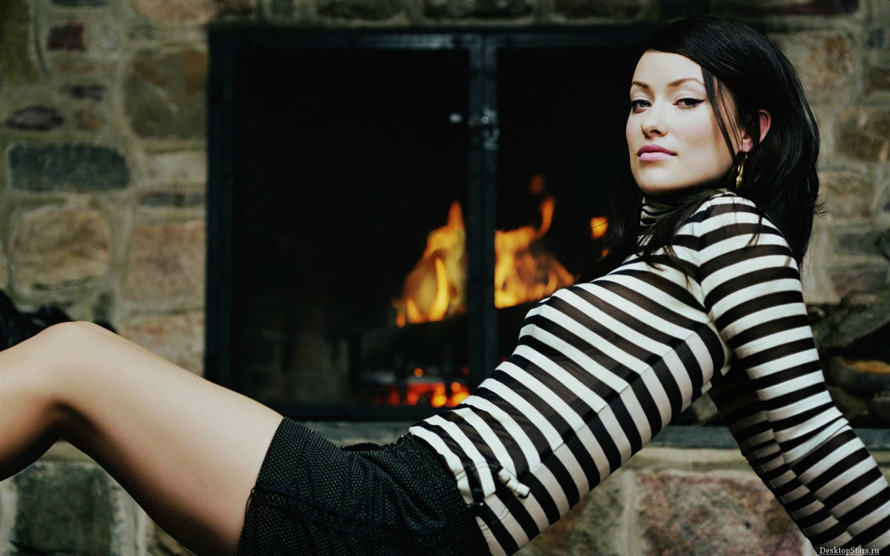 Olivia Wilde #004 - 1280x800 Wallpapers Pictures Photos Images
