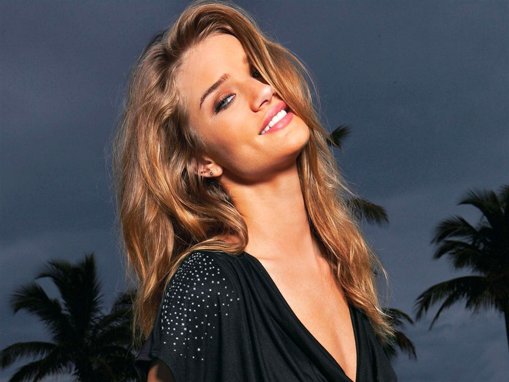 Rosie Huntington Whiteley #009 - 1024x768 Wallpapers Pictures Photos Images