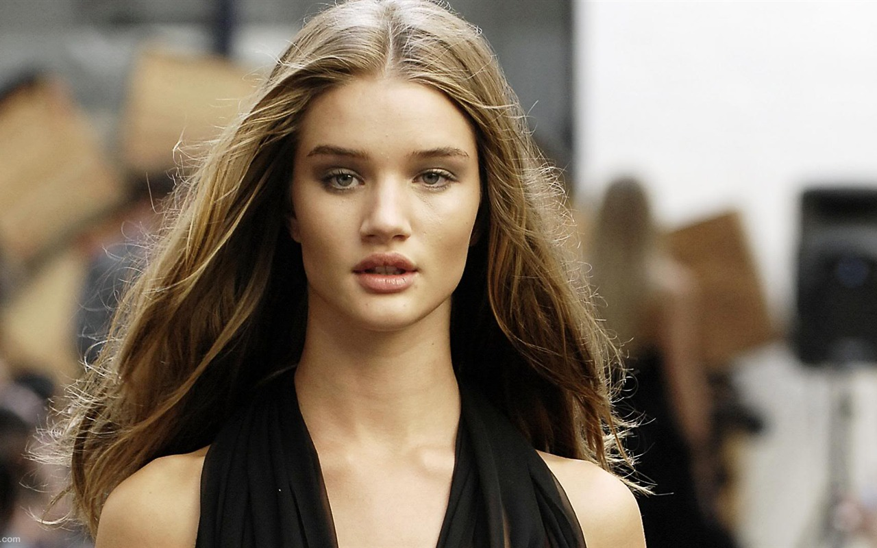 Rosie Huntington Whiteley #008 - 1280x800 Wallpapers Pictures Photos Images