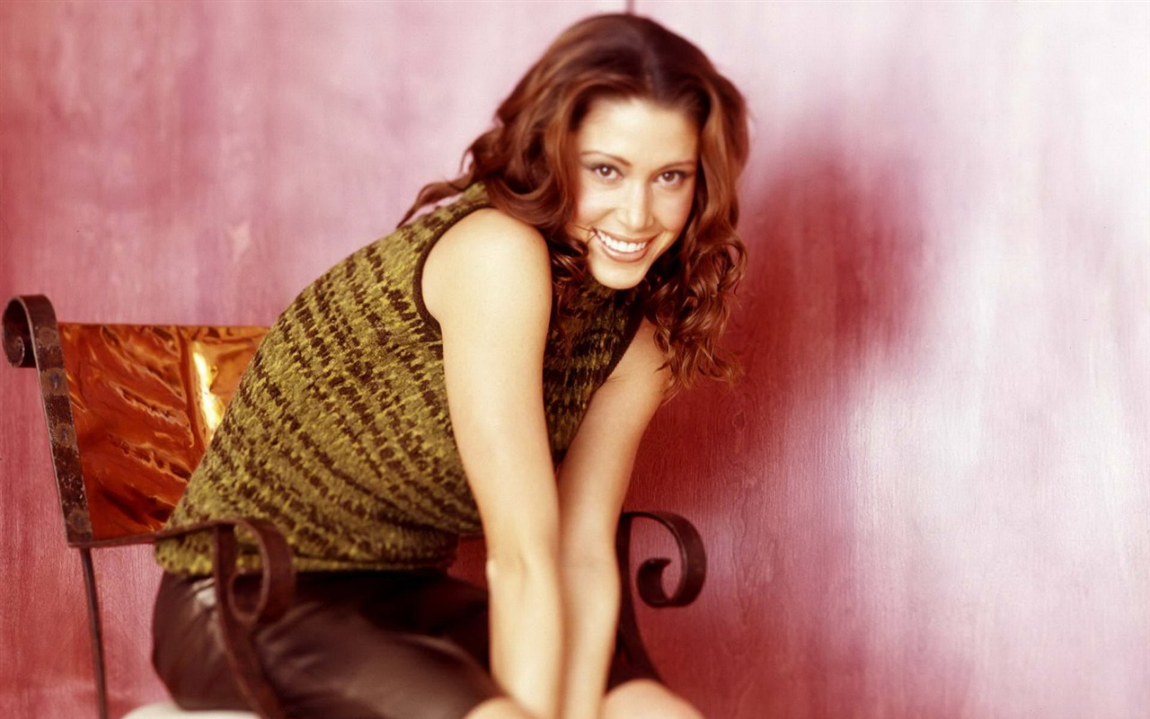Shannon Elizabeth #023 - 1280x800 Wallpapers Pictures Photos Images